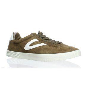 Tretorn Camden 3 Brown Suede Sneaker**